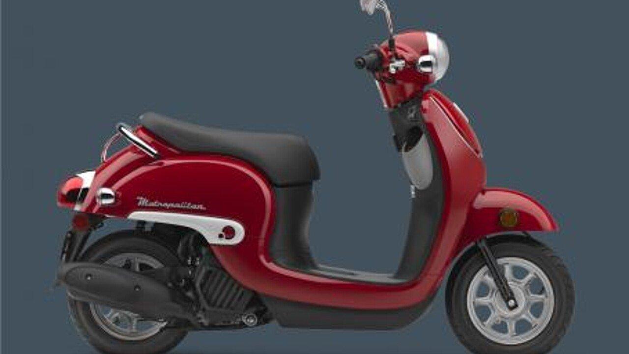 2017 Honda Metropolitan for sale 200453163