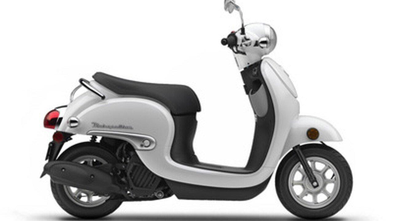 2017 Honda Metropolitan for sale 200502041