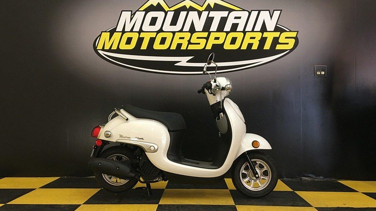 2017 Honda Metropolitan for sale 200546915