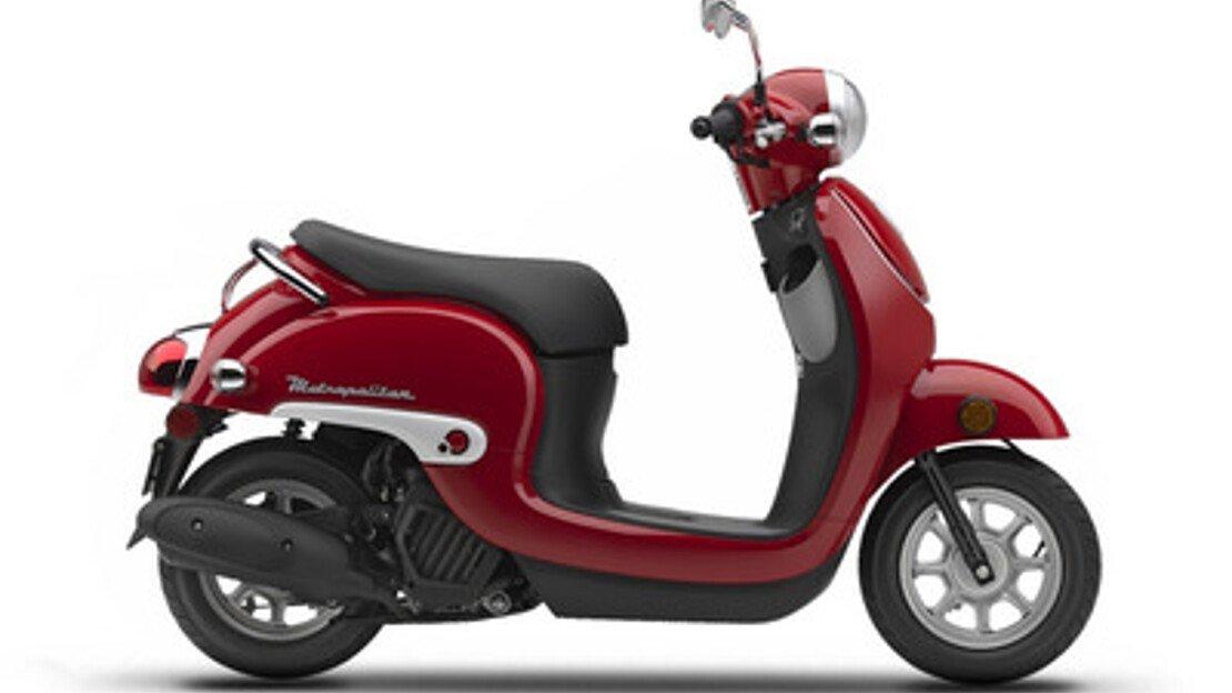2017 Honda Metropolitan for sale 200581535