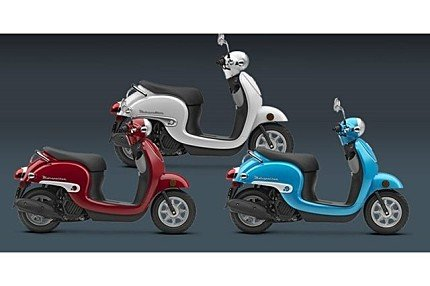 2017 Honda Metropolitan for sale 200496095