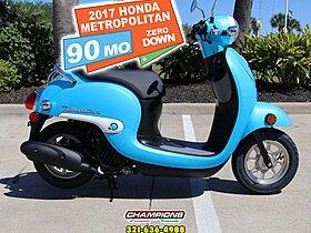 2017 Honda Metropolitan for sale 200571003