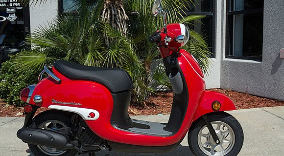 2017 Honda Metropolitan for sale 200571003