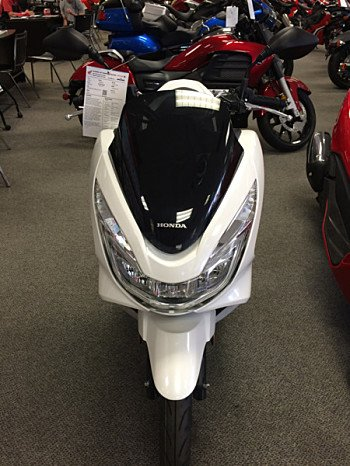 2017 Honda PCX150 for sale 200502012