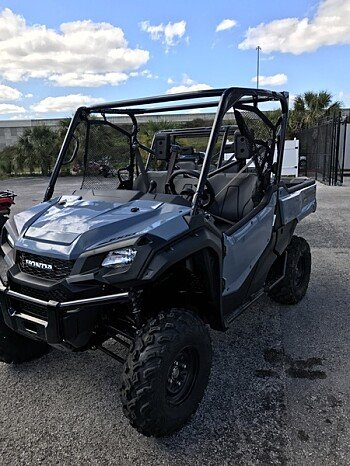 2017 Honda Pioneer 1000 EPS for sale 200426727