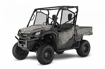 2017 Honda Pioneer 1000 for sale 200437915