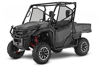2017 Honda Pioneer 1000 Limited Edition for sale 200444067