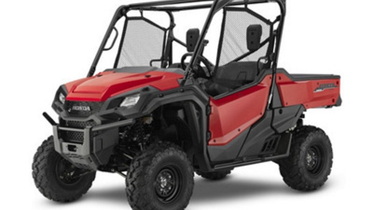 2017 Honda Pioneer 1000 for sale 200453790