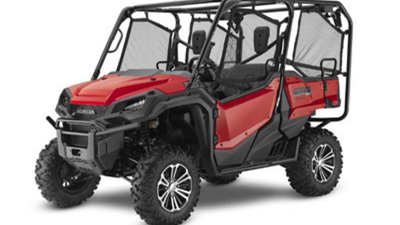 2017 Honda Pioneer 1000 for sale 200453792