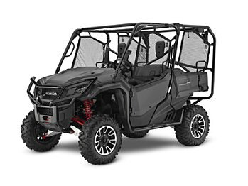 2017 Honda Pioneer 1000 for sale 200453848
