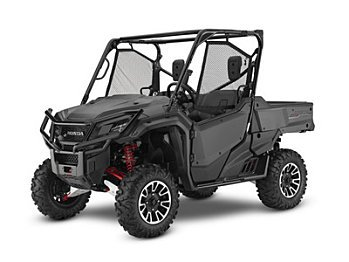 2017 Honda Pioneer 1000 Limited Edition for sale 200469615