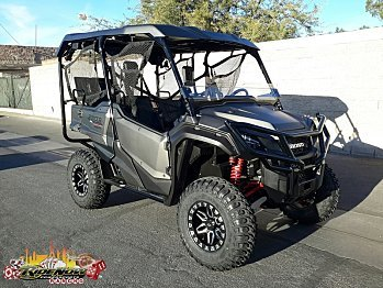 2017 Honda Pioneer 1000 for sale 200474051