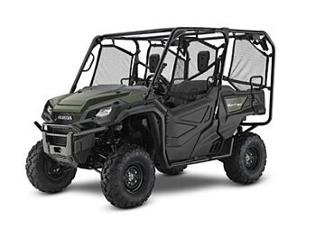 2017 Honda Pioneer 1000 5 for sale 200474052