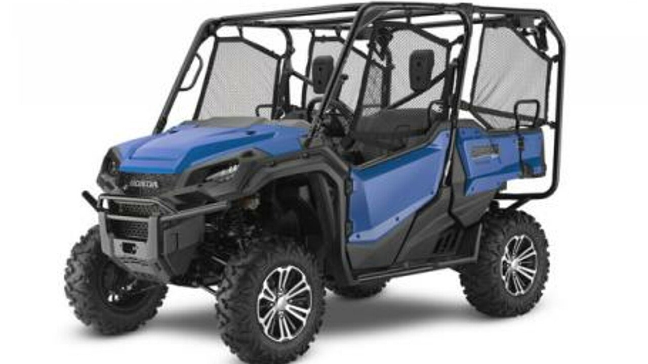 2017 Honda Pioneer 1000 for sale 200485671