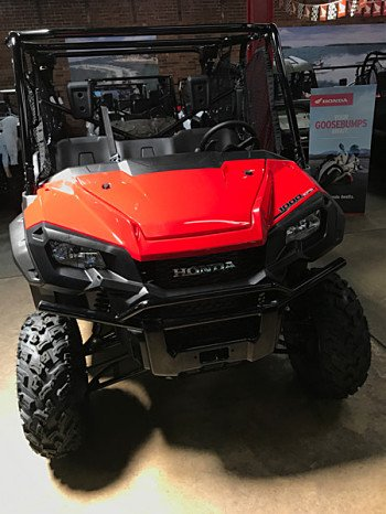 2017 Honda Pioneer 1000 for sale 200501816