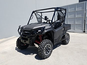 2017 Honda Pioneer 1000 Limited Edition for sale 200514035