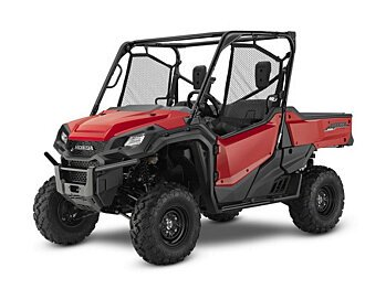 2017 Honda Pioneer 1000 for sale 200601920
