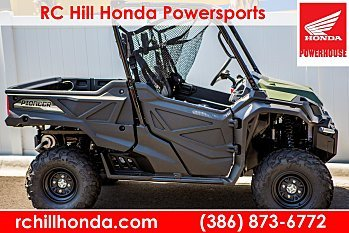 2017 Honda Pioneer 1000 for sale 200625604