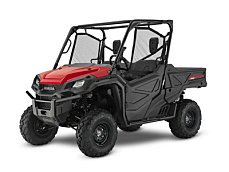 2017 Honda Pioneer 1000 for sale 200446152