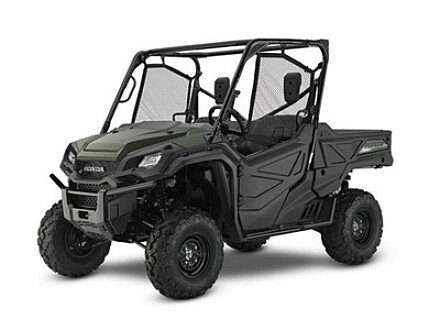2017 Honda Pioneer 1000 for sale 200453789
