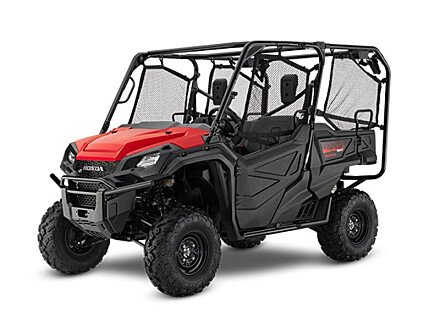2017 Honda Pioneer 1000 5 for sale 200457911