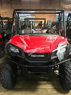 2017 Honda Pioneer 1000 for sale 200502095