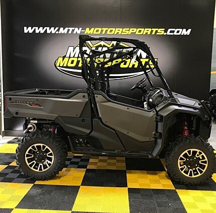 2017 Honda Pioneer 1000 Limited Edition for sale 200537743