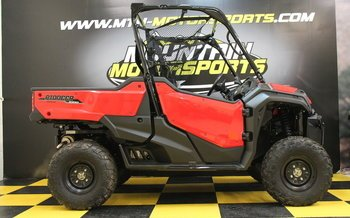 2017 Honda Pioneer 1000 EPS for sale 200540574