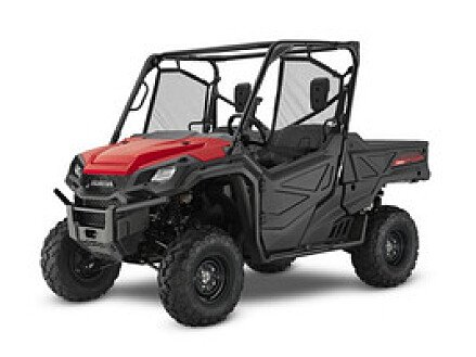 2017 Honda Pioneer 1000 for sale 200561469