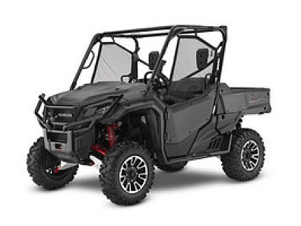 2017 Honda Pioneer 1000 for sale 200561475
