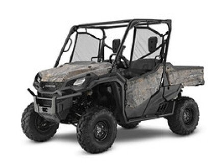 2017 Honda Pioneer 1000 for sale 200561480