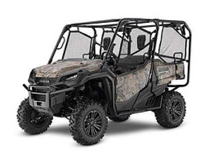 2017 Honda Pioneer 1000 for sale 200561485