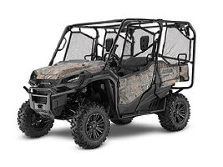 2017 Honda Pioneer 1000 for sale 200561486