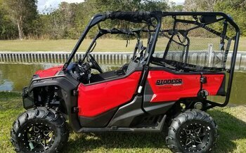 2017 Honda Pioneer 1000 for sale 200588874