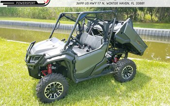 2017 Honda Pioneer 1000 for sale 200589975