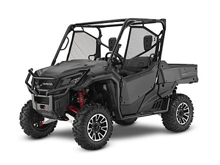 2017 Honda Pioneer 1000 Limited Edition for sale 200604885