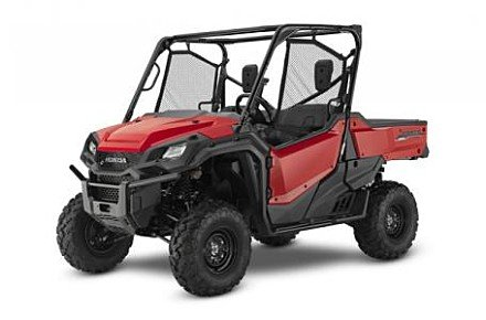 2017 Honda Pioneer 1000 for sale 200607968