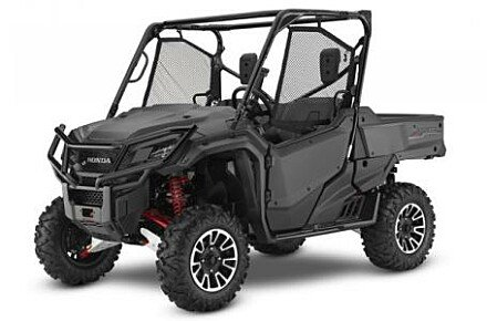 2017 Honda Pioneer 1000 for sale 200608528