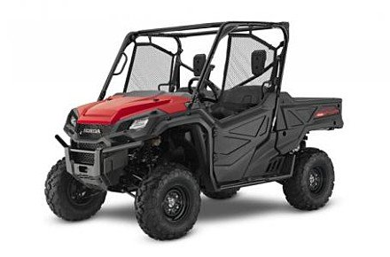 2017 Honda Pioneer 1000 for sale 200610185