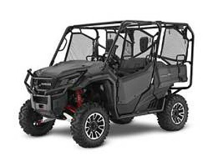 2017 Honda Pioneer 1000 for sale 200625456
