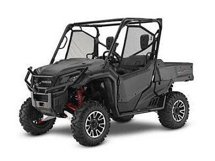 2017 Honda Pioneer 1000 for sale 200627278