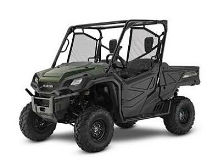 2017 Honda Pioneer 1000 for sale 200631881