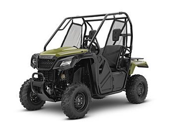 2017 Honda Pioneer 500 for sale 200400150