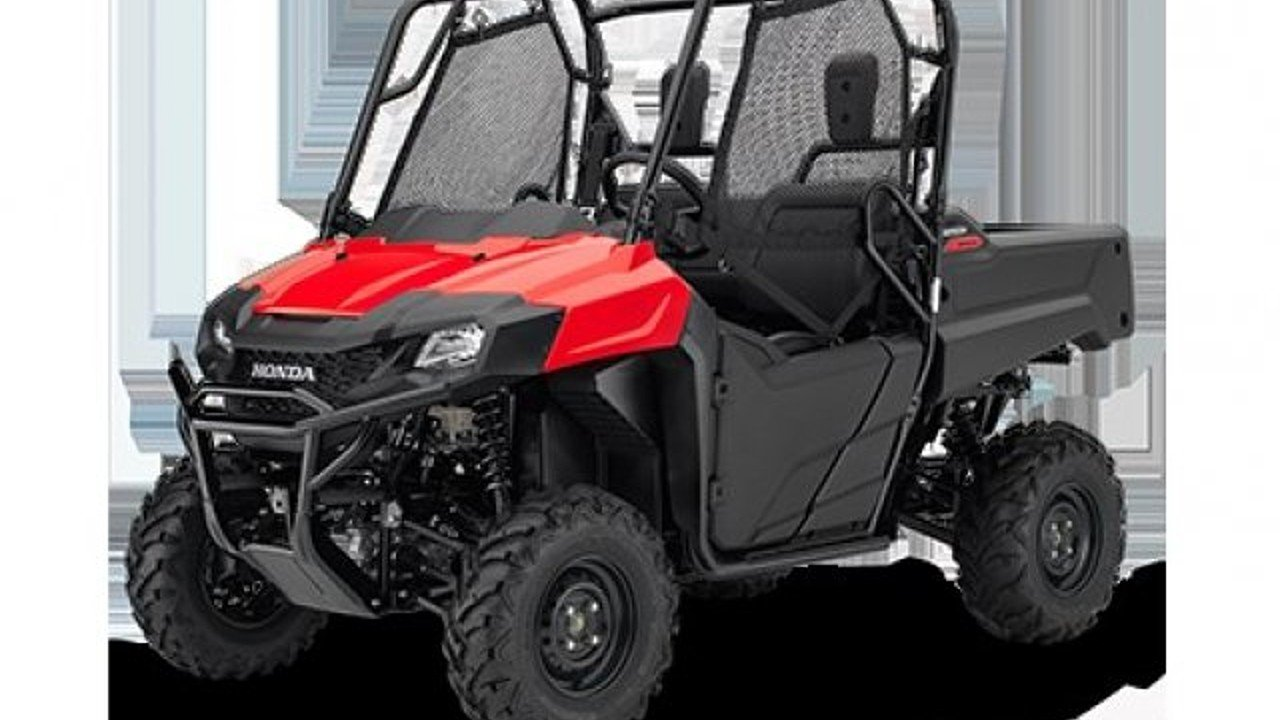 2017 Honda Pioneer 500 for sale 200403625