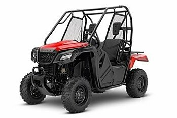2017 Honda Pioneer 500 for sale 200496081