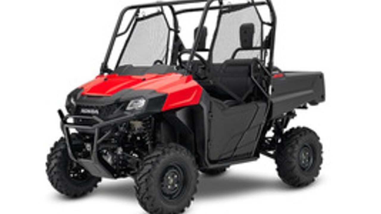 2017 Honda Pioneer 500 for sale 200502441