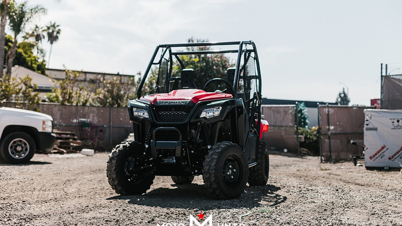 2017 Honda Pioneer 500 for sale 200502569