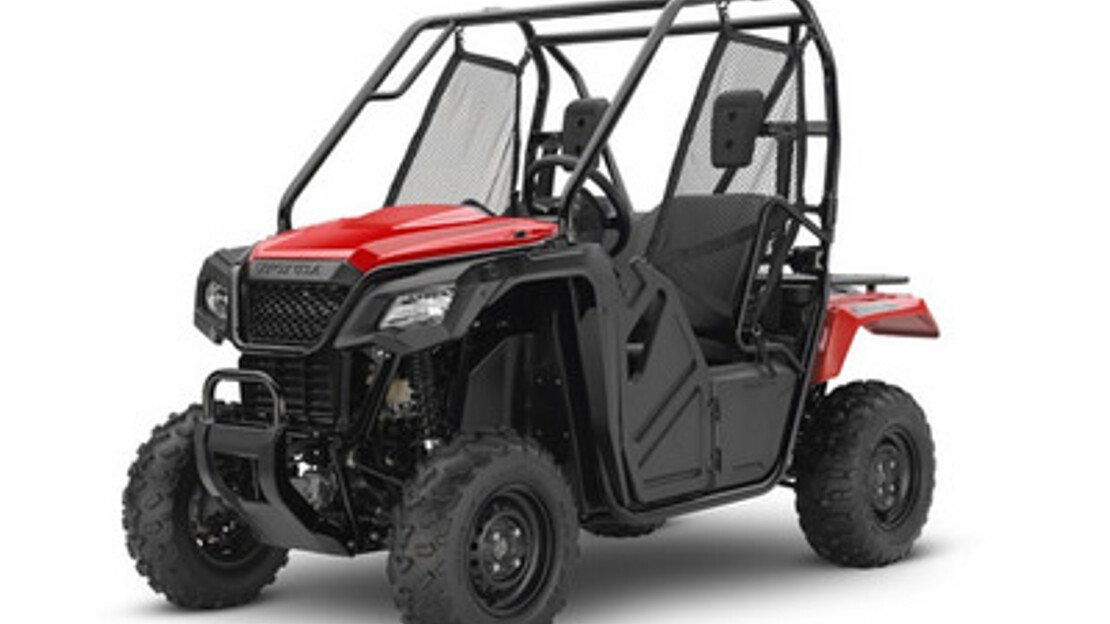 2017 Honda Pioneer 500 for sale 200548791