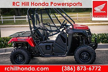 2017 Honda Pioneer 500 for sale 200550127