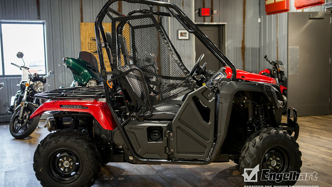 2017 Honda Pioneer 500 for sale 200593278